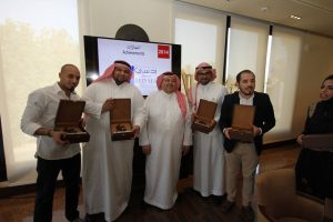 Chess Tag received digital marketing awards for their social media work with Red Sea Mall